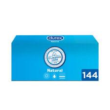 Durex Preservativos Originales Confort - Pack Ahorro 144 condones