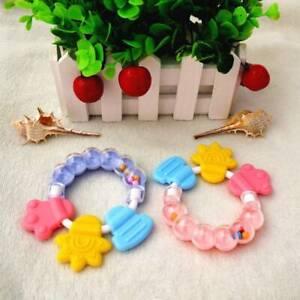 Baby-Safe-Nursing-Bracelet-Silicone-Bead-Teething-Rattles-Toy-Molar-Chew-Teethe