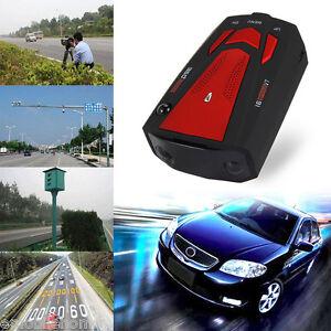 v7 360 16 bande scanner led radar detector laser auto velocit test sistema ebay. Black Bedroom Furniture Sets. Home Design Ideas