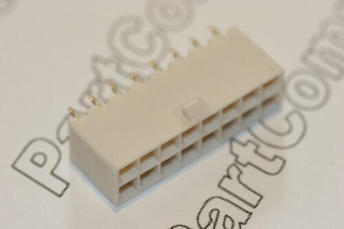 Molex 16-Way PCB Header Mini-Fit Jr Vertical 39-28-8160
