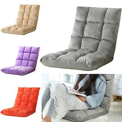 Newly Tatami Floor Seat Folding Lounger Sofa Living Room Cozy Chair  Furniture   eBay