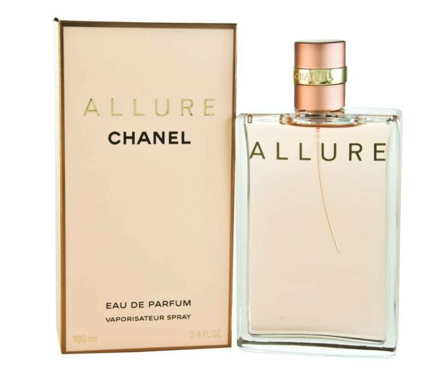 Chanel Allure 100ml Eau De Parfum Womens Perfume