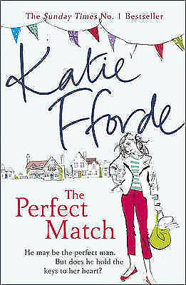 The Perfect Match by Katie Fforde (Paperback, 2015)
