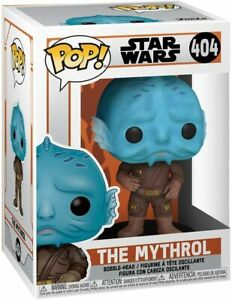 Funko Star Wars POP The Mandalorian Mythrol Vinyl Figure IN HAND