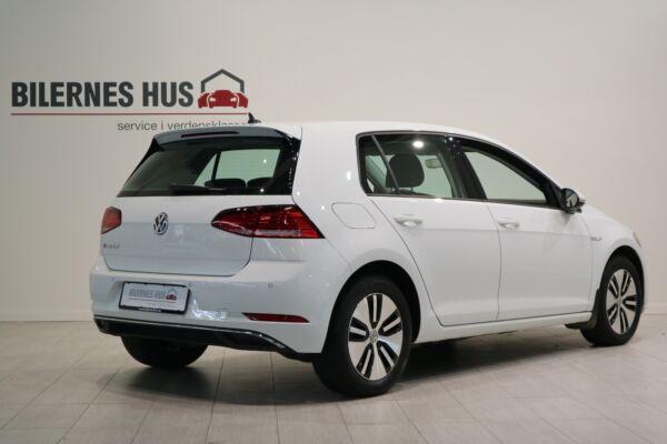 VW e-Golf VII   billede 1