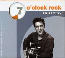 Elvis Presley - 7 O'Clock Rock (2006)  CD NEW/SEALED  SPEEDYPOST