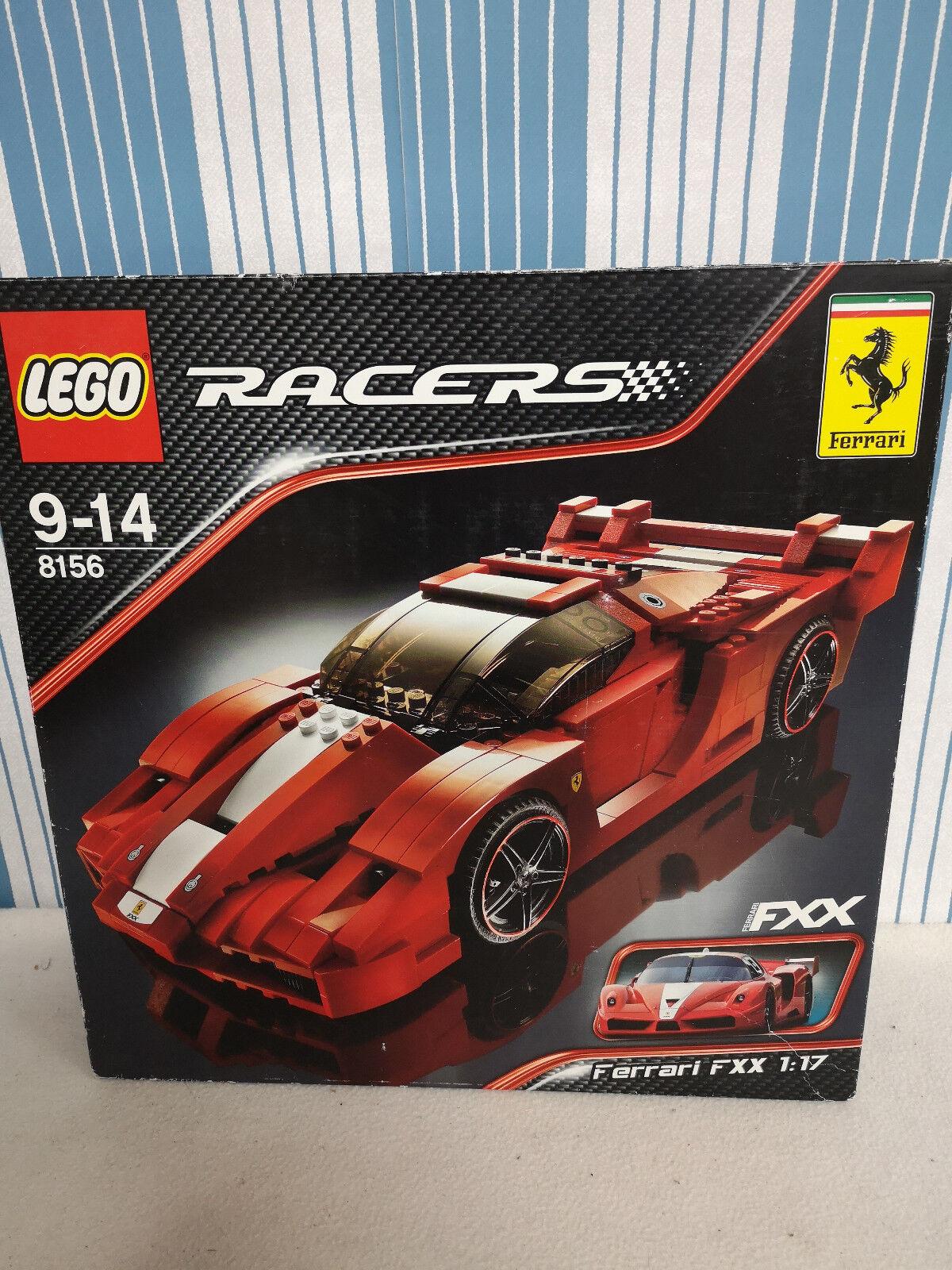 LEGO Technic Racers Ferrari FXX 8156 +OVP + BA BA BA b04145