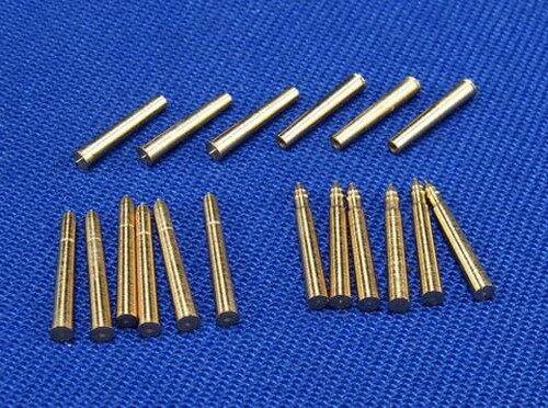 35P06 1//35 40mm QF 2 Pdr L//50 Munition diverse