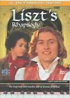Liszt's Rhapsody 0073999777079 With Peter Keleghan DVD Region 1