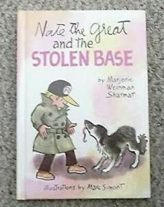 Nate-the-Great-and-the-Stolen-Base-by-Sharmat-Marjorie-Weinman