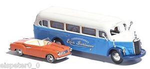 Busch-89002-Nostalgie-Set-H0-Auto-Modell-1-87