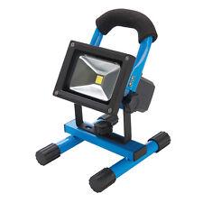 Silverline LED Luz de sitio recargable con usb 258999