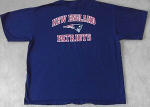 NEW ENGLAND PATRIOTS NFL NFL Team Apparel T Shirt Men's 2XL | eBay  for sale