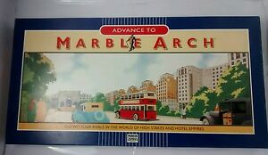 Advance to Marble Arch Vintage Board Game  Complete - Frodsham, United Kingdom - Advance to Marble Arch Vintage Board Game  Complete - Frodsham, United Kingdom
