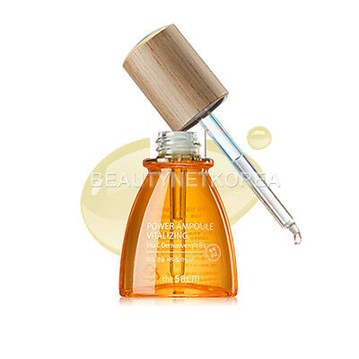 [THE SAEM] Power Ampoule Vitalizing 40ml / Korea cosmetic