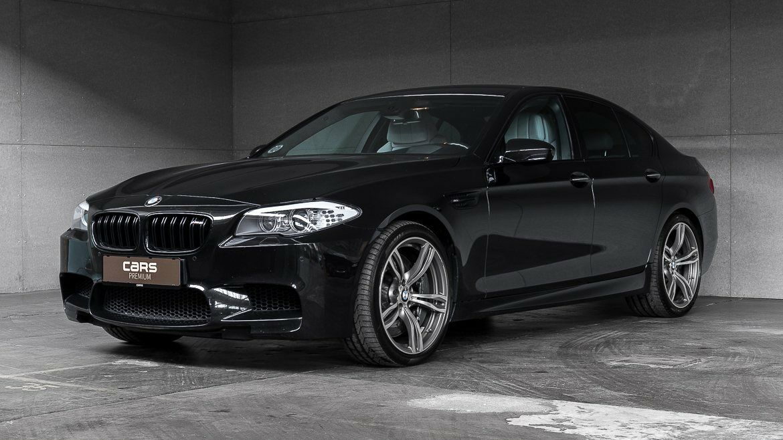 BMW M5 4,4 aut. 4d - 3.995 kr.