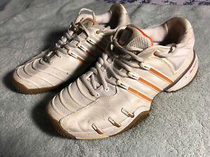 Adidas Barricade Tennis Shoes White Women's Size 10 SC8 | eBay