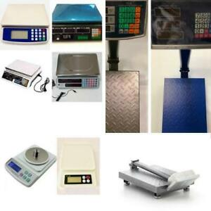 Weekly Promotion !  All kind of scales, electric scales starting from $39.99 Toronto (GTA) Preview