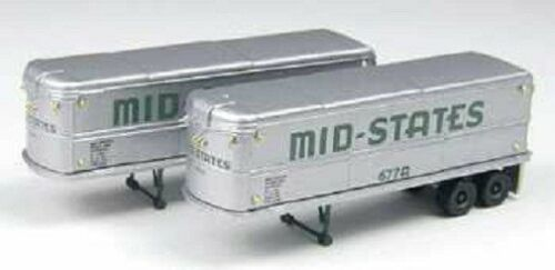 N Scale Trailers Mid States