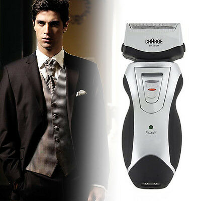 NEW Rechargeable Electric Shaver Double Edge Men Razor 220V EU Plug BH