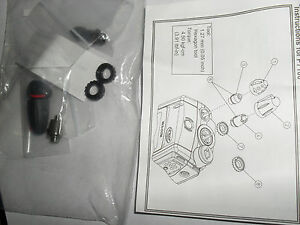 KNOBS,VOLUME AND CHANNEL KIT FOR RADIO P7100 INNER AND OUTER / G3UK07645