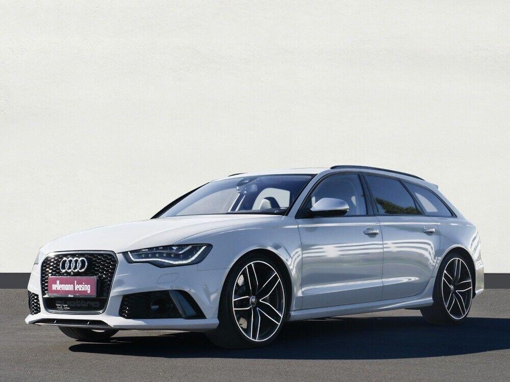 Audi RS6 4,0 TFSi Avant quattro Tiptr. 5d - 5.595 kr.