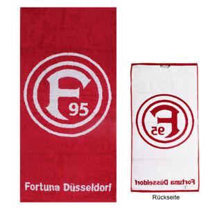 Bayer Leverkusen Handtuch LOGO 50 x 100 cm