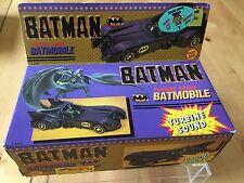 BATMAN BATMOBILE 1989 (empty) BOX Toy Biz