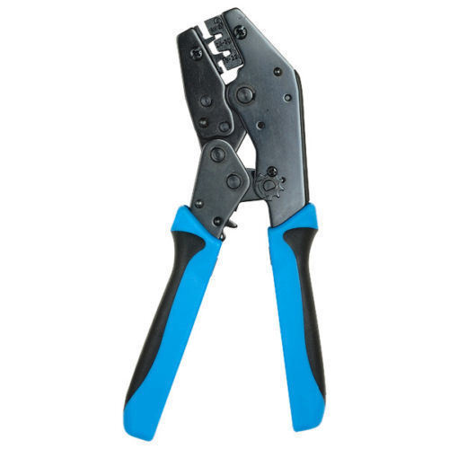 HT-225D Full Cycle Ratchet Crimping Tool