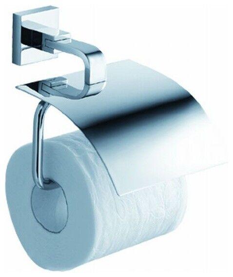 Fresca Glorioso Toilet Paper Holder with heavy duty brass Triple Chrome Finish