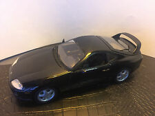 Toyota Supra 1994, Black - 1:18 by Kyosho - No Box
