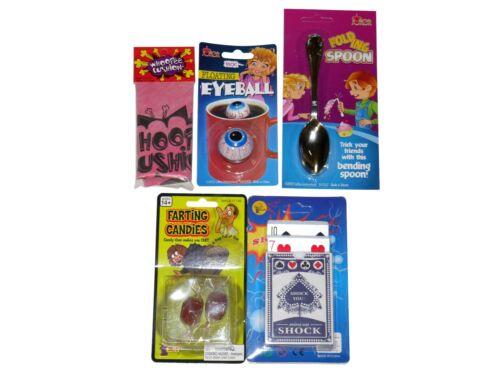 The Practical Joke Gag Gift Trick Shock Funny Set Prank Kit #27 New