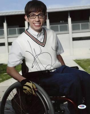 Movies Kevin Mchale Glee Signed Authentic 11x14 Photo Autographed Psa/dna #k63215 Entertainment Memorabilia