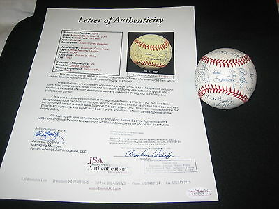 Cone Provided 1991 Ny Mets 29 Jsa Loa Spare No Cost At Any Cost Team Signed Autographed Baseball Gooden Viola