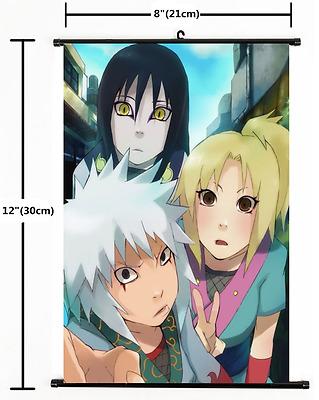 Japan Anime Naruto home decor Wall Scroll Poster 1688