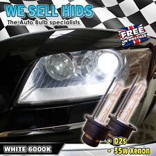 2x D2S 5000K HID Xenon Bulbs OEM Replacement Headlight Lamps 35W  AUDI A3 A4 A8