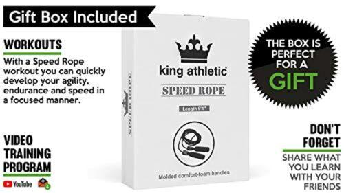 Skip Rope Pour Séance D/'entraînement Et Vitesse Saut Formation