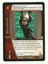 VS Systems MARVEL {Upper Deck 2004, 1st Ed} MSM-001 (Black Cat) Nice!