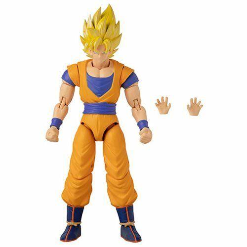 Bandai Dragon Ball Stars Version 2 Super Saiyan Goku * Wave 13 Action Figure