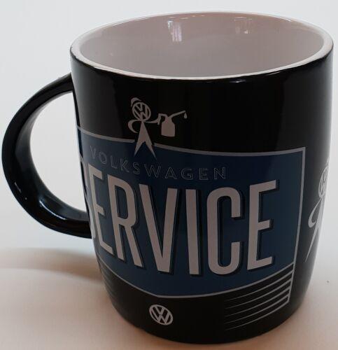 Volkswagen Service /& Repairs Kaffeetasse Mug Nostalgic Art Tasse VW