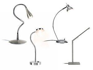 Das Bild Wird Geladen LIVARNO LUX LED Tischleuchte Tischlampe Modernes Design Flexibler