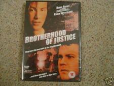DVD: Brotherhood Of Justice : Keanu Reeves  Kiefer : Sealed