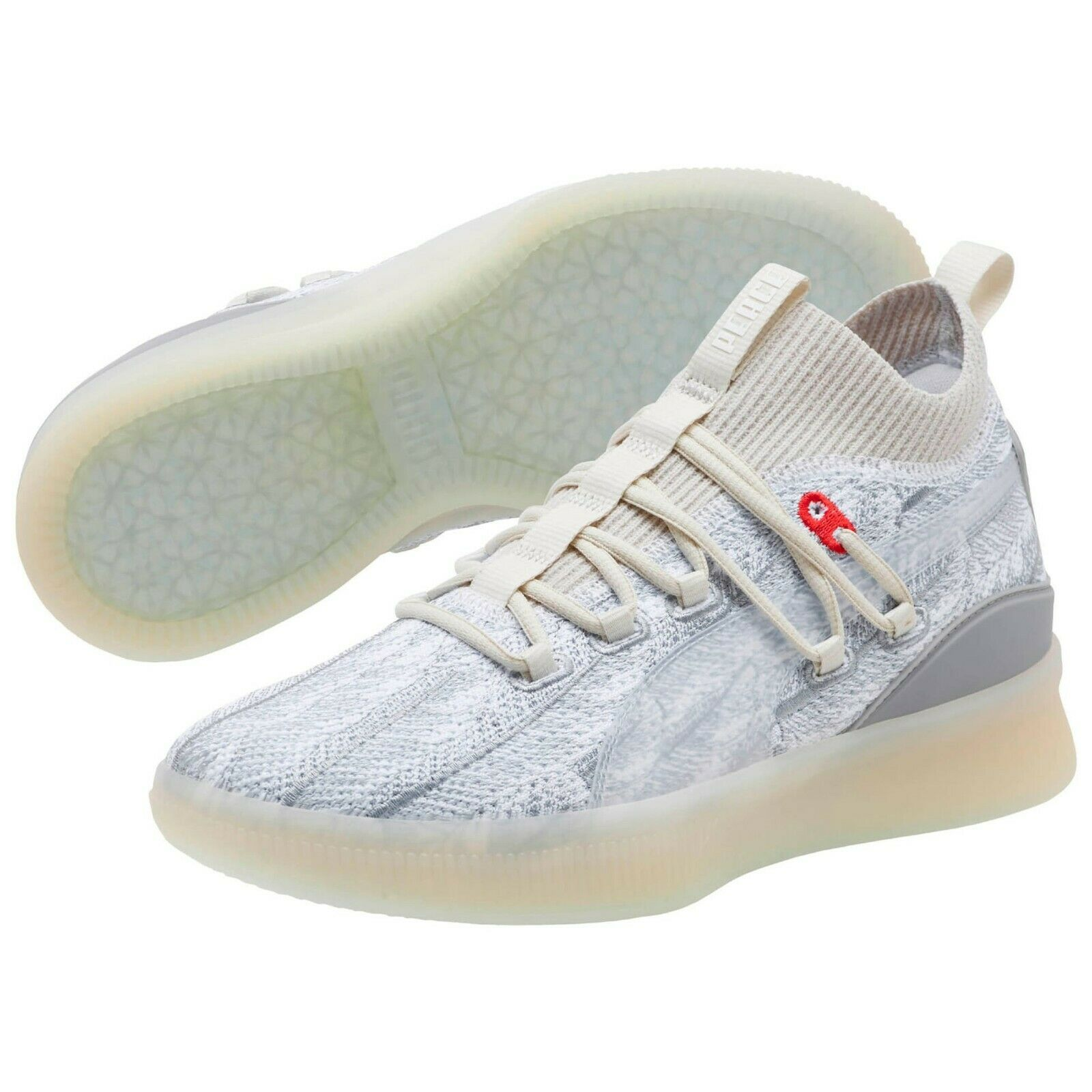 PUMA CLYDE COURT PEACE ON EARTH Mens