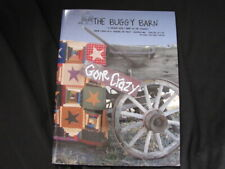 Rare Oop Htf Buggy Barn Quilt Pattern Book Undeniably Crazy Cats Great For Sale Online Ebay