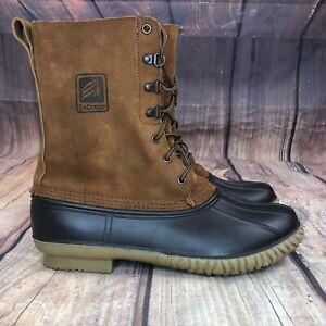 Details about Lacrosse Duck Boots Men Size 12 Duck Boots/Rain Boots NEW  70050