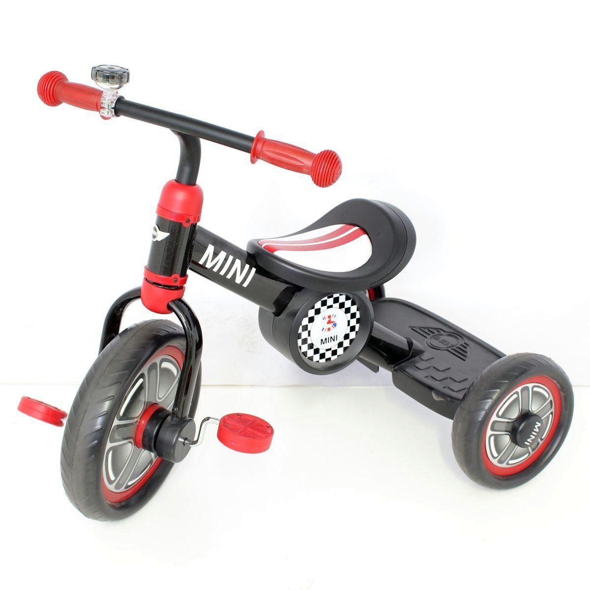 Original Rot MINI Dreirad Easy Rider Schwarz / Rot Original 80932360453 1ee12e