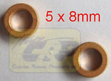 5x8mm METAL BUSHING Midnight Pumpkin Wild One Durga DB01 RC Tamiya 9805185 Y5801