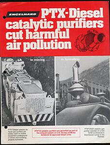 Engelhard-PTX-Diesel-Catalytic-Purifier-Sales-Brochure