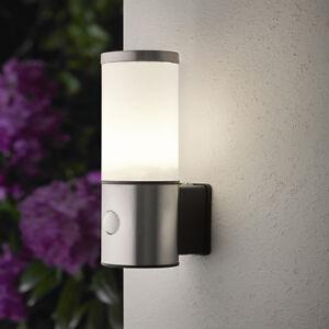 Led Wandleuchte Außenleuchte Wand Bewegungsmelder Wandlampe