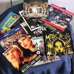 A-Selection-of-Original-Films-on-Promo-DVD-039-s-Choose-Multi-Buy-amp-Save